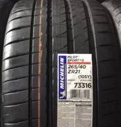 Michelin Pilot Sport 4 SUV, 265/40 R21