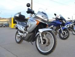 Honda Transalp. 650куб. см., исправен, птс, без пробега