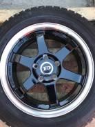 4 новых литых диска R16 5*114,3 D'OK Wheel'S, производство Тайвань