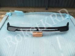 Губа передняя Серый lx 470 / Land Cruiser 100