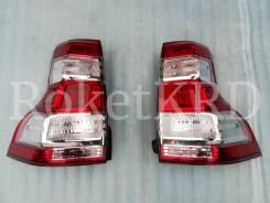 Задние фонари Toyota Land Cruiser Prado 150 13-2017 г