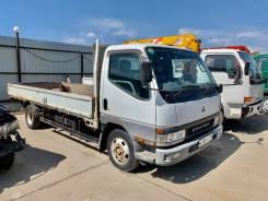 Mitsubishi Fuso Canter. Бортовой, длинный, широкий, кузов 5 метров, не конструктор, 5 200куб. см., 3 500кг., 6x4