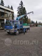 Hino Ranger. Продаётся грузовик с манипулятором , 7 500куб. см., 5 000кг., 4x2. Под заказ