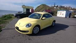 Volkswagen Beetle. С водителем