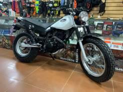 Yamaha TW 200. 200куб. см., исправен, птс, без пробега