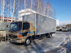 Hino Ranger. Фургон HINO Ranger 2003г, 8 000куб. см., 6 000кг., 4x2