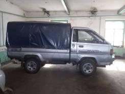 Toyota Lite Ace. Продается грузовик , 1 800куб. см., 750кг., 4x4