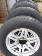 Колеса на литых дисках R15