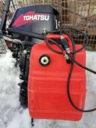 Tohatsu. 15,00л.с., бензиновый, нога S (381 мм), 2011 год