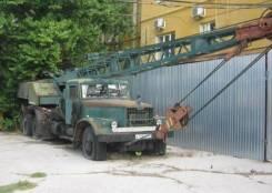 Краз. Автокран КРАЗ 257К1, В г. Саратове. Под заказ