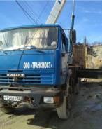 Автокран Клинцы КС-55713-1К-3, В Краснодарском крае, 2012