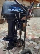 Gladiator. 9,90л.с., 2-тактный, бензиновый, нога S (381 мм), 2018 год