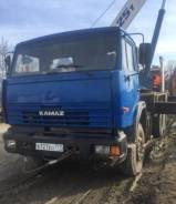 Автокран Клинцы КС-55713-1К-3, В г. Краснодаре, 2012