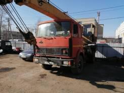 МАЗ 5337. Автокран Маз КС 3577, 14,00м.