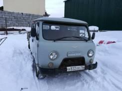 УАЗ-39094 Фермер. Продам УАЗ Фермер 390994, 2 900куб. см., 1 000кг., 4x4