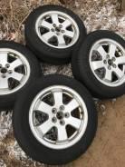 """Продам оригинальный комплект колес Toyota Prius 20. 6.0x15"""" 5x100.00 ET45 ЦО 54,1мм."""