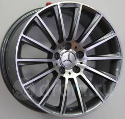 Новые Диски на Mercedes AMG