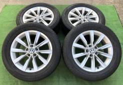 Ориг. диски R17 VW Tiguan (Philadelphia) + лето 235/55R17