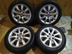 """Оригинальные летние колеса R16 Toyota Corolla, Auris. 6.5x16"""" 5x114.30 ET45"""