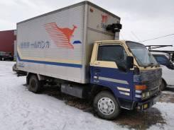 Toyota Dyna. будка 4.3x2x1.8 метра, 3 700куб. см., 3 000кг., 4x2