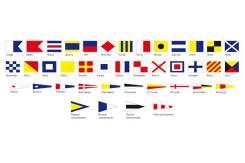 Флаг МСС (Международный свод сигналов)