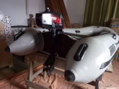 Навигатор. 2015 год, двигатель подвесной, бензин
