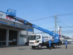 Hino Ranger. Автовышка установка 27 метров!, 4 720куб. см., 27,00м. Под заказ