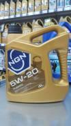 NGN Fusion. 5W-20, синтетическое, 4,00л.