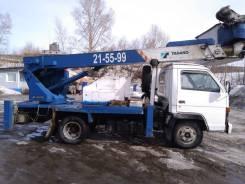 Isuzu Elf. Isuzu ELF - Tadano AT150 в Томске, 17,00м.