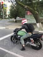 Honda CB 400. 400куб. см., неисправен, птс, с пробегом