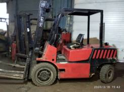 Balkancar RECORD 2S. Вилочный складской погрузчик 3 тонны, 3 500кг., Дизельный