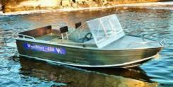 Купить лодку (катер) Wyatboat-430 TPro