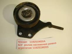 Б/У ролик натяжения ремня агрегатов Nissan QG18