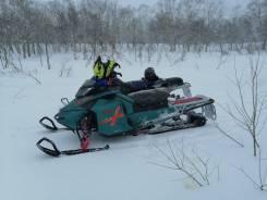 BRP Ski-Doo Freeride 154, 2012
