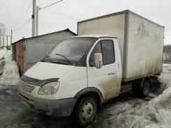 ГАЗ ГАЗель. Газель 270710 2007г, 2 400куб. см., 1 500кг., 4x2