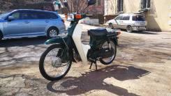 Suzuki Birdie. 49куб. см., исправен, птс, без пробега