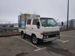 Toyota ToyoAce. Toyota Toyoace (Dyna), 2 500куб. см., 1 000кг., 4x2