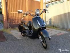 Honda Joker 50. 50куб. см., исправен, без птс, без пробега