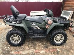Polaris Sportsman X2 500, 2009