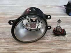 Противотуманная фара левая Toyota 04709 оригинал