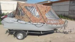 "Продам лодку ""Ротан-420"""