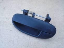 Chevrolet Lanos ручка наружная двери задней левой б/у