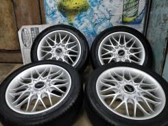 """Продам Редкие Фирменные колёса Advan Gewalt+Лето235/45R17Toyota, Nissan. 7.0x17"""" 4x114.30, 5x114.30 ET38"""