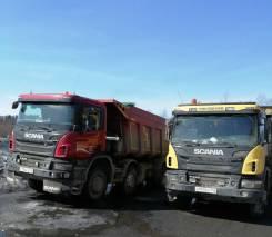 Scania. Продается самосвал 8х4, 13 000куб. см., 50 000кг., 8x4