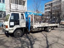 Эвакуатор , грузовик с краном-манипулятором ,5т , лебедка . воровайка.
