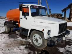 ГАЗ 3307. Ассенизатор на базе ГАЗ-3307, 8 960куб. см.