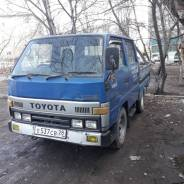 Toyota ToyoAce. Грузовик , 2 000куб. см., 1 500кг., 4x2