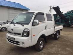 Kia Bongo. Грузовик бортовой KIA Bongo 4WD, 2 500куб. см., 800кг., 4x4