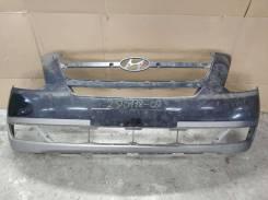 Hyundai H-1 Starex 08-15 Бампер передний б/у 865114H000