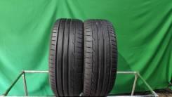Dunlop Sport Maxx RT. летние, б/у, износ 20%